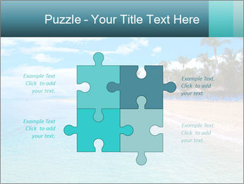 Island Summer Vacation PowerPoint Templates - Slide 43