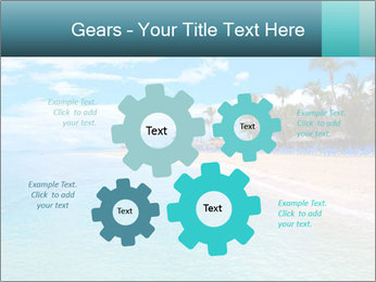 Island Summer Vacation PowerPoint Templates - Slide 47
