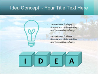 Island Summer Vacation PowerPoint Templates - Slide 80