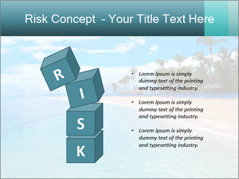 Island Summer Vacation PowerPoint Templates - Slide 81