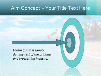 Island Summer Vacation PowerPoint Templates - Slide 83