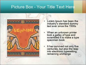 Zodiac Art PowerPoint Template - Slide 13
