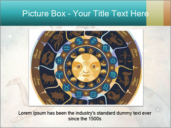 Zodiac Art PowerPoint Template - Slide 15