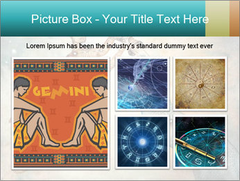 Zodiac Art PowerPoint Template - Slide 19