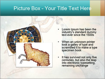 Zodiac Art PowerPoint Template - Slide 20