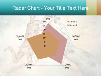 Zodiac Art PowerPoint Template - Slide 51