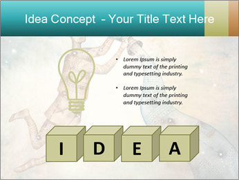 Zodiac Art PowerPoint Template - Slide 80
