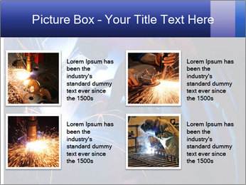 Factory Work PowerPoint Templates - Slide 14
