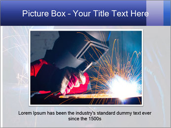 Factory Work PowerPoint Templates - Slide 15