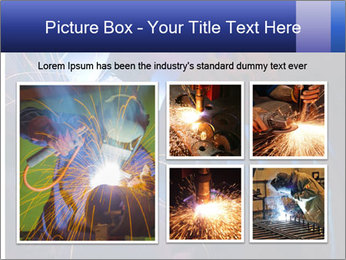 Factory Work PowerPoint Templates - Slide 19