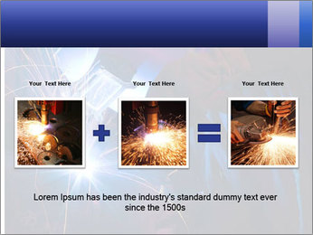 Factory Work PowerPoint Templates - Slide 22