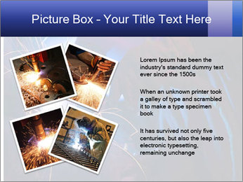 Factory Work PowerPoint Templates - Slide 23