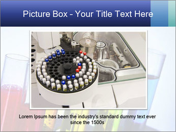 Colorful Lab Tubes PowerPoint Template - Slide 15