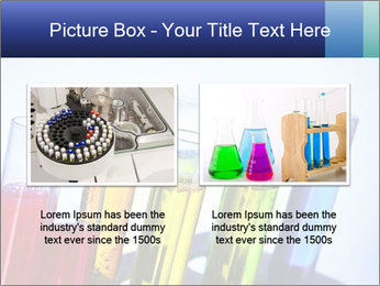 Colorful Lab Tubes PowerPoint Template - Slide 18
