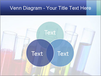 Colorful Lab Tubes PowerPoint Template - Slide 33