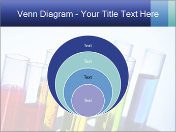 Colorful Lab Tubes PowerPoint Template - Slide 34