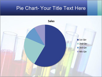 Colorful Lab Tubes PowerPoint Template - Slide 36
