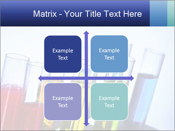 Colorful Lab Tubes PowerPoint Template - Slide 37