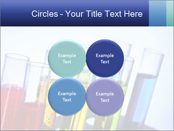 Colorful Lab Tubes PowerPoint Template - Slide 38