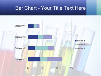 Colorful Lab Tubes PowerPoint Template - Slide 52