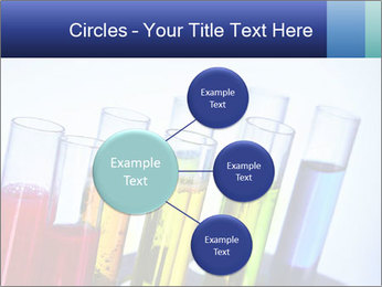 Colorful Lab Tubes PowerPoint Template - Slide 79
