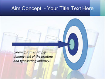 Colorful Lab Tubes PowerPoint Template - Slide 83