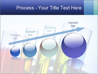 Colorful Lab Tubes PowerPoint Template - Slide 87