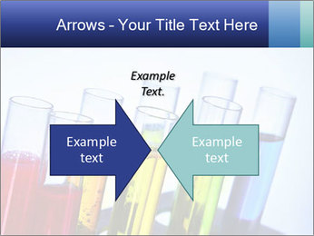 Colorful Lab Tubes PowerPoint Template - Slide 90