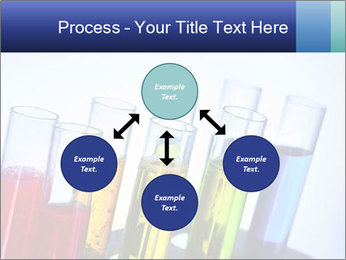 Colorful Lab Tubes PowerPoint Template - Slide 91