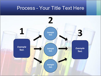 Colorful Lab Tubes PowerPoint Template - Slide 92