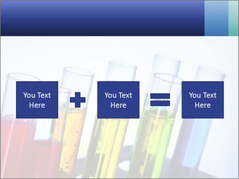 Colorful Lab Tubes PowerPoint Template - Slide 95