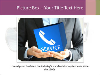 Old-Styled Phone PowerPoint Templates - Slide 15