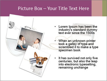 Old-Styled Phone PowerPoint Templates - Slide 17