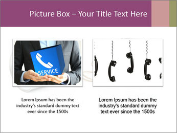 Old-Styled Phone PowerPoint Templates - Slide 18