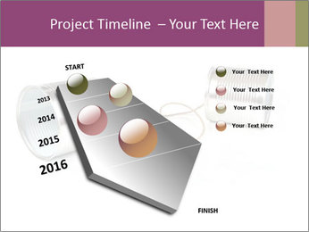 Old-Styled Phone PowerPoint Templates - Slide 26