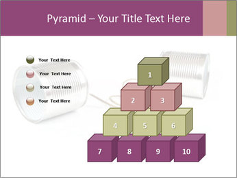 Old-Styled Phone PowerPoint Templates - Slide 31