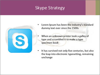 Old-Styled Phone PowerPoint Templates - Slide 8