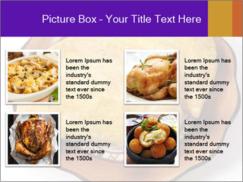 Crispy Pattie For Lunch PowerPoint Templates - Slide 14