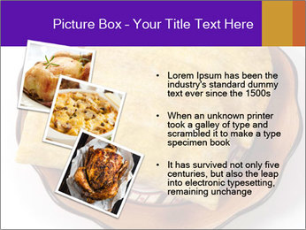 Crispy Pattie For Lunch PowerPoint Templates - Slide 17