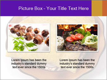 Crispy Pattie For Lunch PowerPoint Templates - Slide 18