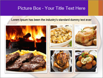 Crispy Pattie For Lunch PowerPoint Templates - Slide 19