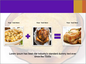 Crispy Pattie For Lunch PowerPoint Templates - Slide 22