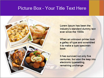 Crispy Pattie For Lunch PowerPoint Templates - Slide 23