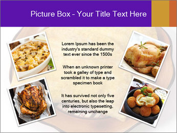 Crispy Pattie For Lunch PowerPoint Templates - Slide 24