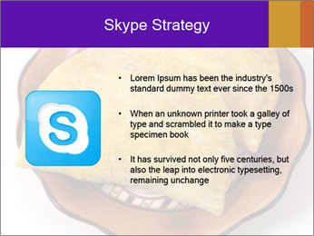 Crispy Pattie For Lunch PowerPoint Templates - Slide 8