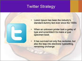 Crispy Pattie For Lunch PowerPoint Templates - Slide 9