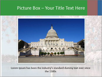 Spring In Japan PowerPoint Template - Slide 15