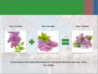 Spring In Japan PowerPoint Template - Slide 22