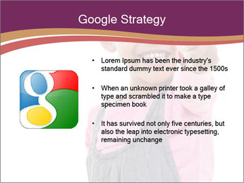 Innocent Girl PowerPoint Templates - Slide 10