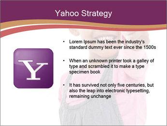 Innocent Girl PowerPoint Templates - Slide 11